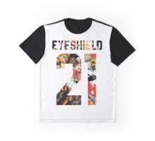 American Style Black Graphic T-Shirt