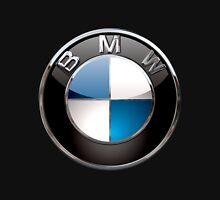 BMW - 3D Badge on Black T-Shirt
