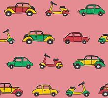 Italian Rush Hour by Kristen Boydstun
