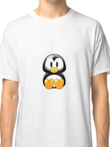Cartoon Penguin Classic T-Shirt