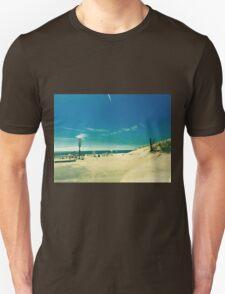 Hamptons Beach Relaxed Summer Day T-Shirt