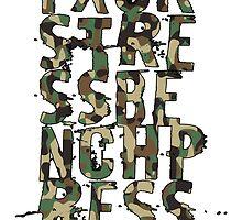 Fxck Stress Bench Press by Prideapparel