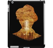 A Waits Podcast iPad Case/Skin