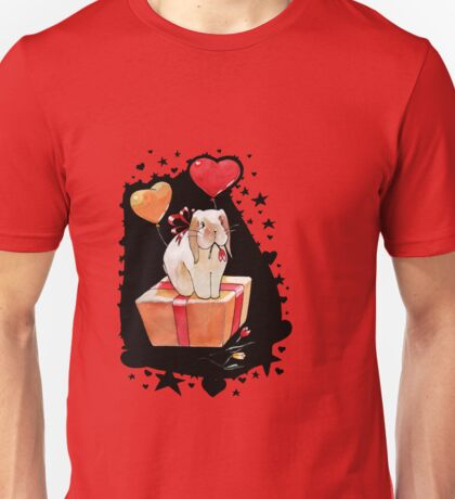 Bunny is the best gift  Unisex T-Shirt