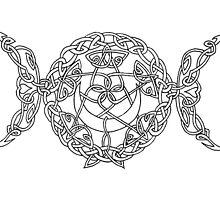 Triple Goddess by GreenManGoddess