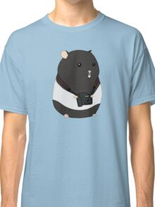 Hamster Photographer Classic T-Shirt