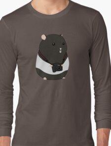 Hamster Photographer Long Sleeve T-Shirt
