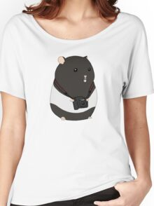 Hamster Photographer Women's Relaxed Fit T-Shirt