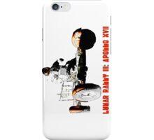 Lunar Rally 3:  Apollo 17 iPhone Case/Skin