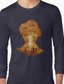 A Waits Podcast Long Sleeve T-Shirt