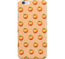 Orangey Tasting iPhone Case/Skin