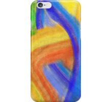 Colors in Arcs iPhone Case/Skin