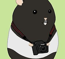 Hamster Photographer by KristalStittle