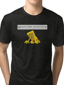 Negative Man Tri-blend T-Shirt