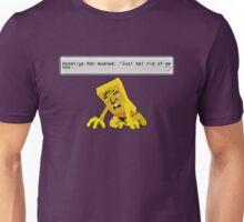 Negative Man Unisex T-Shirt