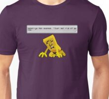 Negative Man Unisex T-Shirt