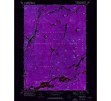 New York NY Paradox Lake 135965 1973 24000 Inverted Photographic Print
