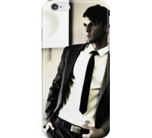 The Model Male iPhone Case/Skin