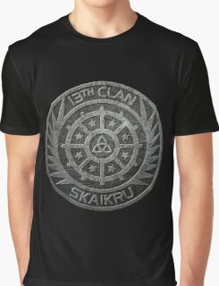 The 100 - 13th Clan - Skaikru Graphic T-Shirt