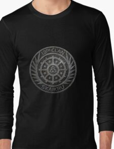 The 100 - 13th Clan - Skaikru Long Sleeve T-Shirt