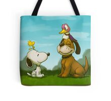 0034 - Bird Dogs Tote Bag