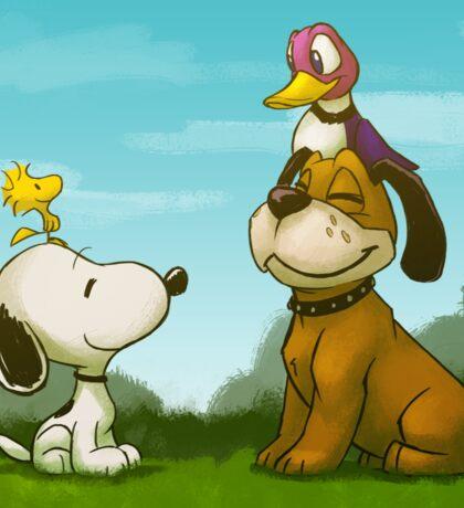 0034 - Bird Dogs Sticker