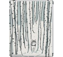 Ghost in the Woods iPad Case/Skin