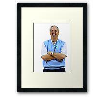 Roy Williams Framed Print