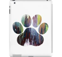 Dog Paw Art iPad Case/Skin