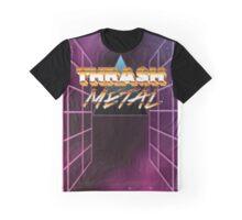 Thrash Metal 80s Graphic T-Shirt