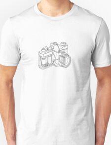 Camera disection  T-Shirt