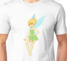 Tinkerbell print Unisex T-Shirt