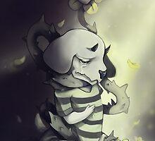 Asriel Dreemurr by Paintingpixel