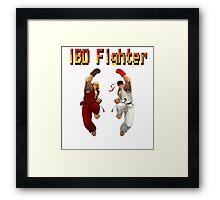 Street Fighter III Framed Print