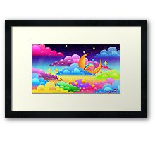 Goodnight, Kirby! Framed Print