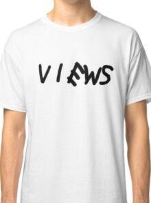 Views [Black] Classic T-Shirt
