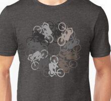 Mountain Bikes Unisex T-Shirt
