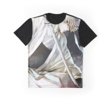 The Fierce of Gintoki Sakata Graphic T-Shirt