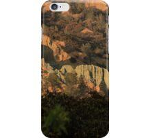 Cache Creek Bluffs iPhone Case/Skin