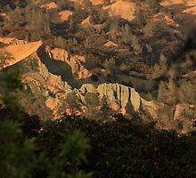 Cache Creek Bluffs by ZenCowboy