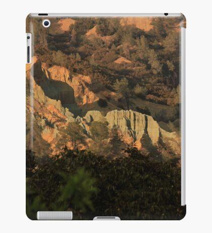 Cache Creek Bluffs iPad Case/Skin