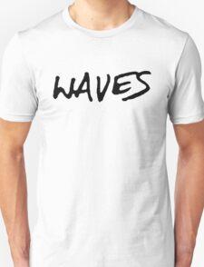 Waves [Black] T-Shirt