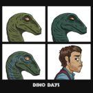 Dino Days by Fanboy30