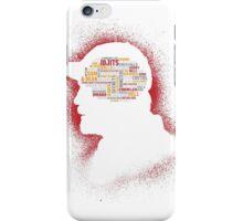 A Hunters Phrenology iPhone Case/Skin