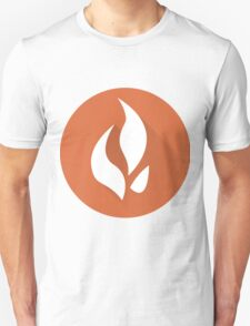 The Orange Flame T-Shirt