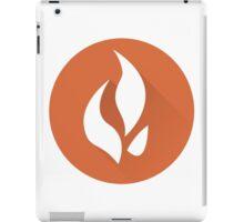 The Orange Flame iPad Case/Skin