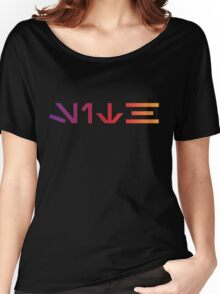 Sith (gradient) Women's Relaxed Fit T-Shirt