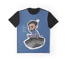 JCole cartoon Graphic T-Shirt
