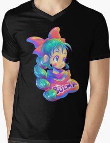 Bulma Mens V-Neck T-Shirt