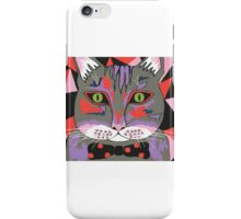 Mr Cat iPhone Case/Skin